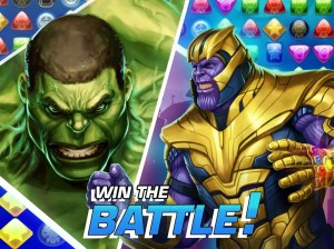 MARVEL Puzzle Quest: Join the Super Hero Battle! 196.517093 Screen 3
