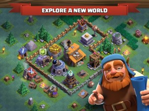 Clash of Clans 11.49.11 Screen 1
