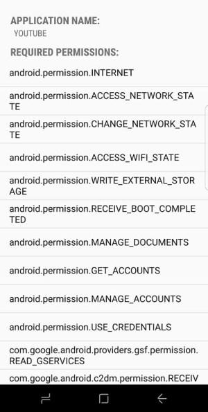 App-Spy 1.2 Screen 1