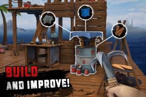 Raft Survival: Ocean Nomad - Simulator 1.161 Screen 1