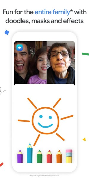 Google Duo 133.0.365756154.DR133_RC01 Screen 6