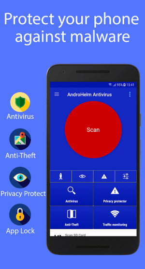 Android AntiVirus Android Security 2019 Screen 10
