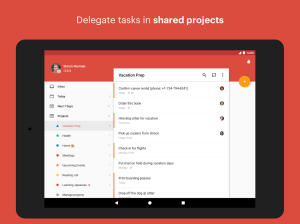 Todoist: To-do lists for task management & errands 13.4.2 Screen 3