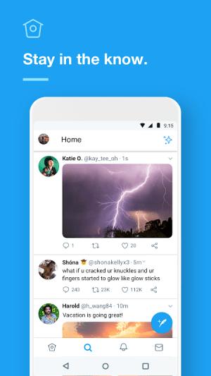Twitter 8.57.0-release.00 Screen 8