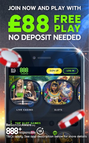 Android 888 Casino: Slots, Live Roulette & Blackjack Games Screen 15