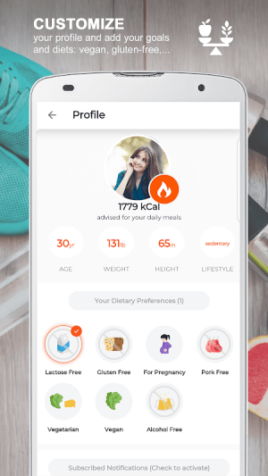 KitchenPal: For Smarter Cooking & Grocery Shopping 4.4.2 Screen 4
