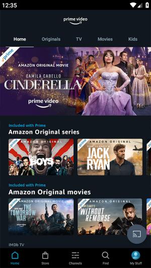 Amazon Prime Video 3.0.308.3757 Screen 3