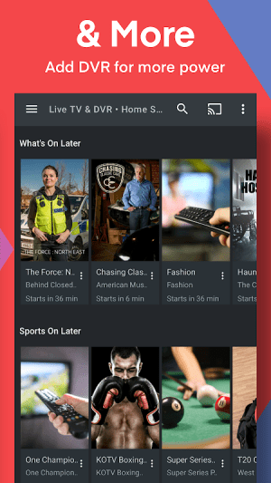 Plex: Stream Free Movies, Shows, Live TV & more 8.12.4.22902 Screen 10