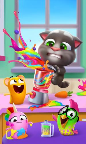 My Talking Tom 2 1.3.1.366 Screen 4