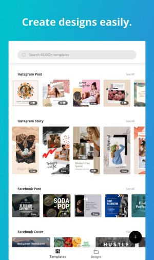 Canva: Graphic Design for Flyers, Logos & Posters 2.41.0 Screen 9
