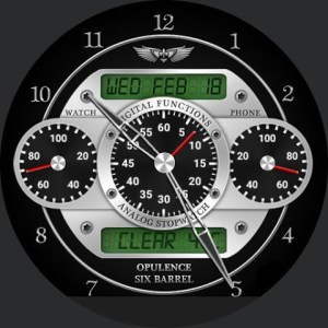 WatchMaker Watch Faces 4.6.2 Screen 2