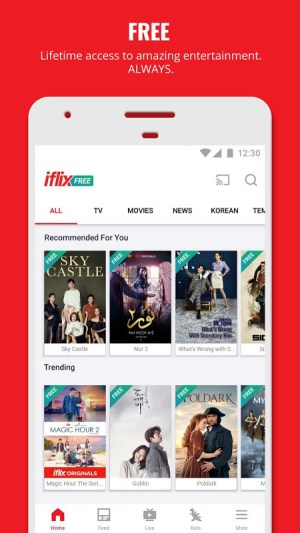iflix 3.35.0-18361 Screen 9