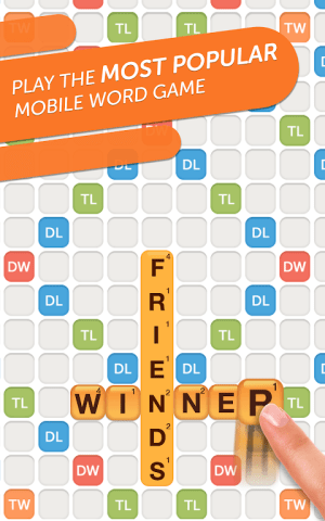 Words With Friends 2 – Free Word Games & Puzzles 12.808 Screen 1