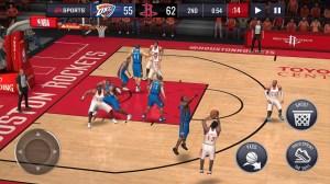 NBA LIVE Mobile Basketball 4.0.10 Screen 1