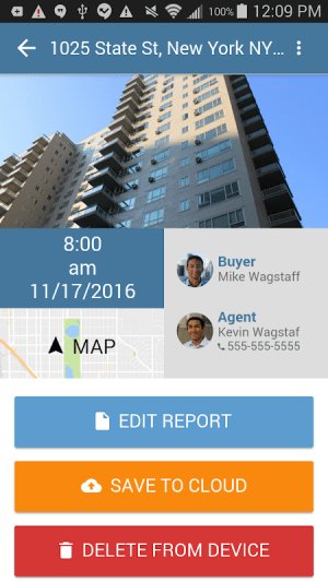 Android Home Inspection Software App Screen 6