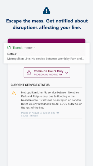 Transit - Live Transport App 5.2.15 Screen 2
