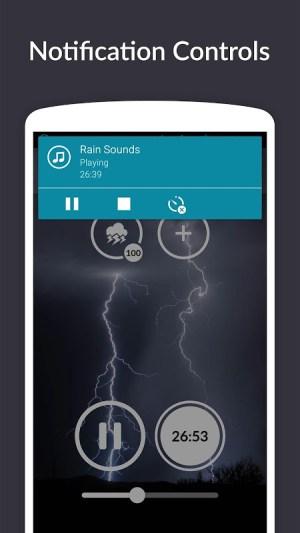 Rain Sounds - Sleep & Relax 3.3.2 Screen 6