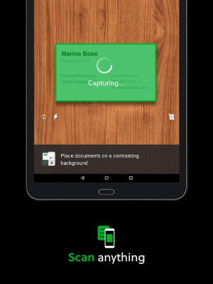 Evernote - stay organized. 8.12.5 Screen 7