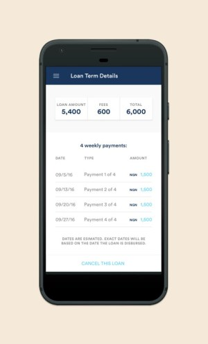 Branch - Personal Finance Loans 1.35.1 Screen 4