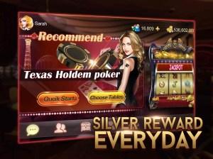 Conquer Silver Club - Free Texas Holdem 1.0.8.2 Screen 5