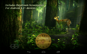 Android Forest HD Screen 5
