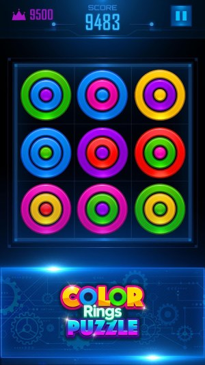 Color Rings Puzzle 2.4.3 Screen 6