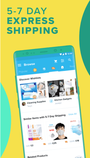 Wish - Where everything is affordable 4.42.0 Screen 1