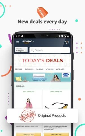 Amazon India Online Shopping 18.5.2.350 Screen 3