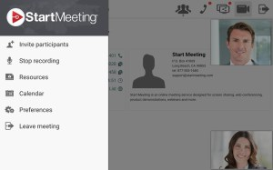 Start Meeting 3.1.4.0 Screen 7