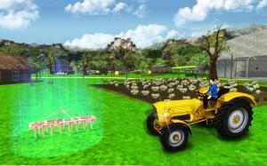 Tractor Farming Simulator USA 2.2 Screen 1