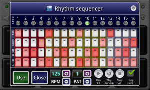Drum Machine 1.4 Screen 14