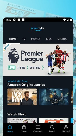 Amazon Prime Video 3.0.261.23455 Screen 4
