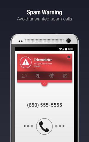 Android CIA - Caller ID & Call Blocker Screen 3