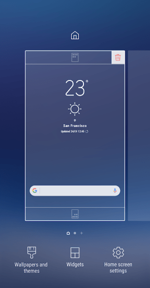 [Official] Samsung TouchWiz Home 9.0.05.32 Screen 3