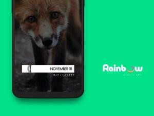 Rainbow Kwgt 3.2 Screen 4