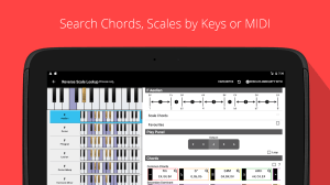 Piano Chord, Scale, Progression Companion 6.39.1022c Screen 6