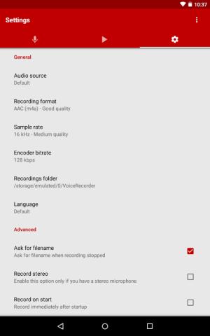 Voice Recorder 2.69 Screen 18