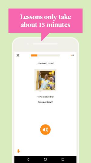 Babbel – Learn Indonesian 20.9.0 Screen 2