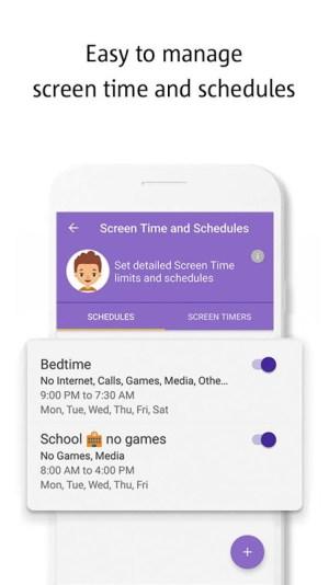 Safe Lagoon 🐠 Parental Control & Location Tracker 4.4.232-b Screen 1