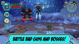 Ben 10 - Alien Experience: 360 AR Fighting Action 1.0.5 Screen 5