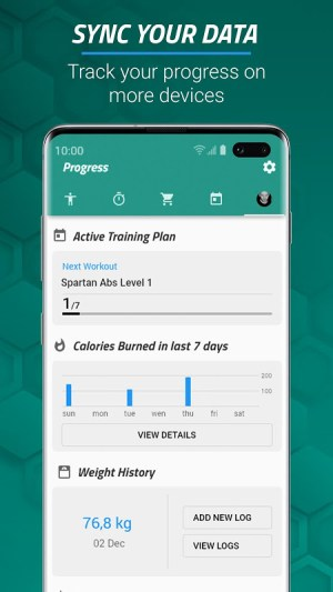 7 Minute Workouts FREE 4.3.64 Screen 16