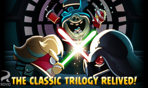 Android Angry Birds Star Wars Screen 7