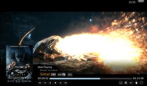 Kodi™ 15.0-BETA2 Screen 1