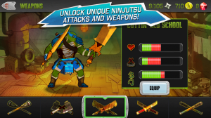 Teenage Mutant Ninja Turtles 1.0.0.3 Screen 1