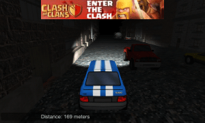 Android Midnight Drive Screen 1