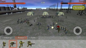 Android Zombie War Dead World 2 Screen 3