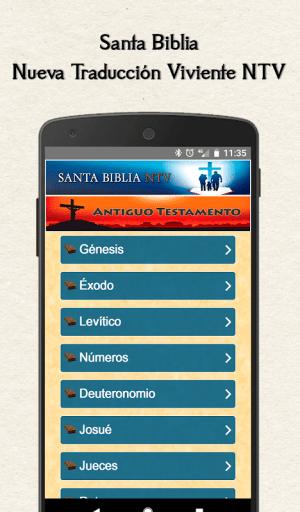 Santa Biblia Nueva Traduccion Viviente NTV 7.0.0 Screen 1