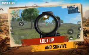Android Garena Free Fire: Kalahari Screen 6