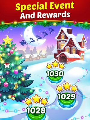 Christmas Cookie - Santa Claus's Match 3 Adventure 3.1.0 Screen 10