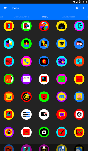 Android Pixel Icon Pack ✨Free✨ Screen 2
